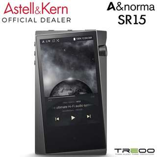 Astell&Kern A&norma SR15 Hi-Res Digital Audio Player