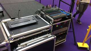 Company DnD, audio system!