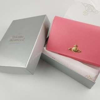 [全新]Vivienne Westwood 銀包 #59904