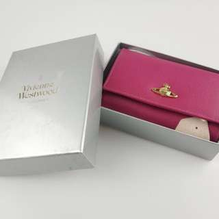 [全新] Vivienne Westwood 銀包 #59905