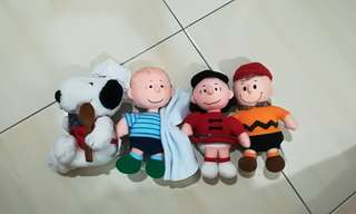 Selling as Set Peanuts Gang