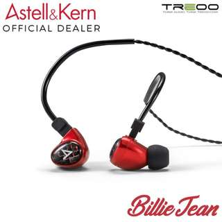 Astell&Kern Billie Jean 2-Driver In-Ear Monitor