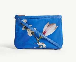 Ted Baker Harmony floral cross body bag