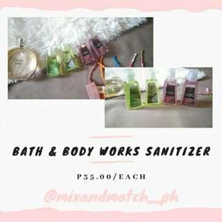 🌸MnM #12: Bath and Body Works Sanitizer