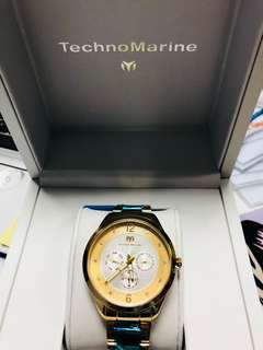 Techno Marine MoonSun (gold)