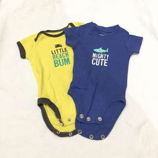 Carter's Bodysuit Set