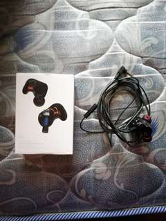 KZ ZS3  Two driver Headset (with Microphone)