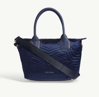 Ted Baker Akebia Quilted tote bag
