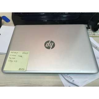 HP Envy (i5-6200u 2.4GHZ,8gb Ram ,128 SSD)