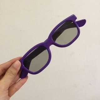 Justin bieber nsn 3D glasses import USA