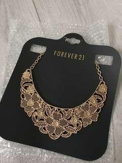 Necklace/頸鏈/鎖骨鏈/頸飾/婚攝飾物