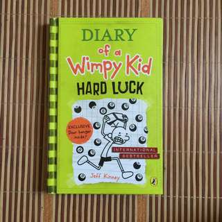 Hard Luck (Diary of a Wimpy Kid) BY Jeff Kinney