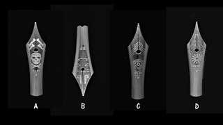 金豪鑽石鋼筆