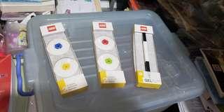 全新正版LEGO 擦膠 原子筆