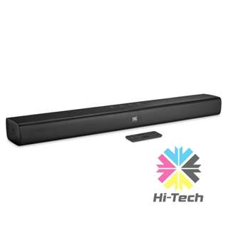 JBL Bar Studio 2.0聲道 Soundbar 藍牙喇叭 JBL Bar Studio 2.0 Stereo Soundbar