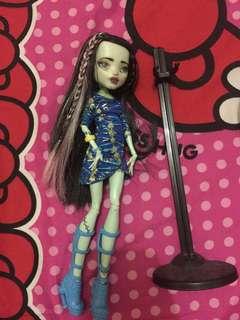 monster high barbie doll