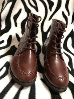Dr. Martens inspired High Cut Boots