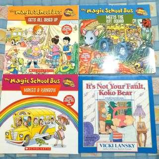 CHILDREN'S BOOKS SET H