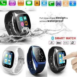 Jam tangan Bluetooth M26