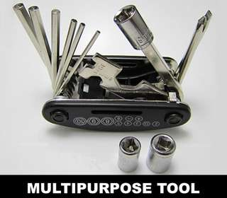 Bicycle Multipurpose Tool