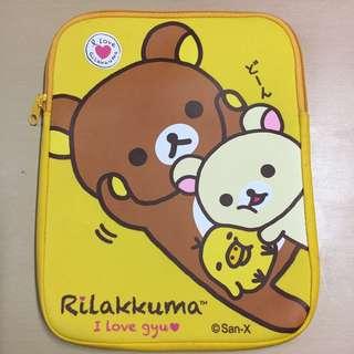 鬆弛熊ipad 袋