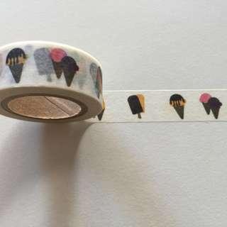 Ice Cream GJ91 Washi Tape 15mm x 10m