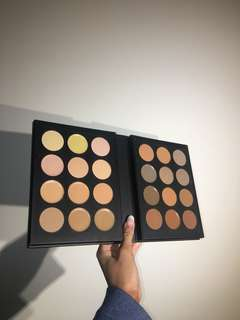 Brand new Contour and highlight palette