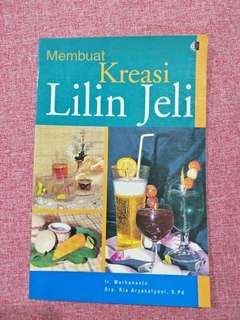Kreasi lilin jelly