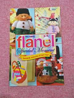 Flanel spesial moment