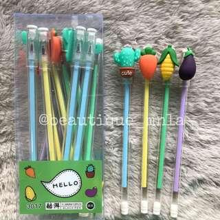 12 pcs. Topper pens