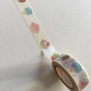 Fruit and Dessert GJ93 Washi Tape 15mm x 10m