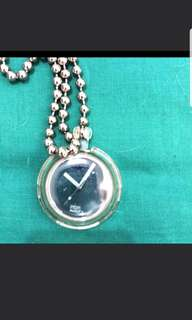 VINTAGE 1996 POP SWATCH POCKET WATCH