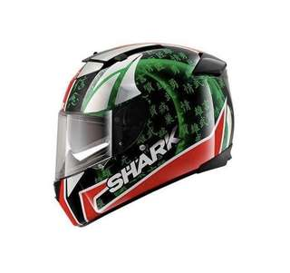 Shark Speed-R Sykes Helmet (Size XL)