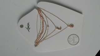 [NEW] lovisa choker necklace set ! #Ramadan50