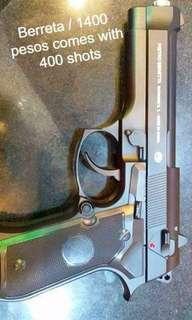 Beretta pistol toy
