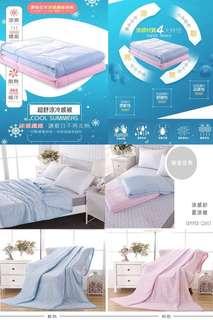 日本冷感被/ 床墊/ 枕墊