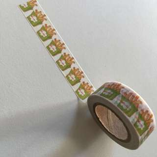 French Fries GJ92 Washi Tape 15mm x 10m