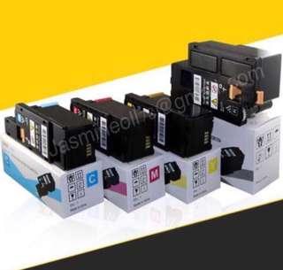 🖨🖨$38.50 Hot Buy! High Quality (Compatible) to Fuji Xerox printer toner cartridge for DocPrint model CP215W, CP105B, CM105B, CM215B, CM215FW, CM205 @ ONLY $38.50 per color (note: original toner cartridge retail price $79.00). 🖨🖨