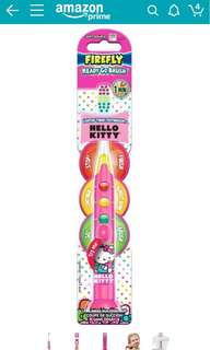 Hello Kitty Fire fly Tooth Brush