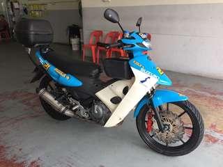 Suzuki fx125