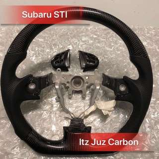 Subaru WRX STI Carbon wheel