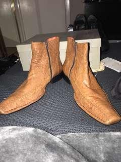 Mason Reed dress shoes