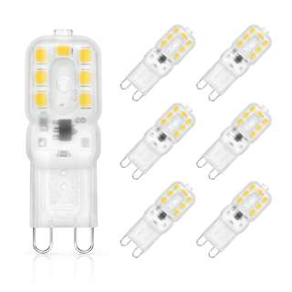 170 G9 LED Bulbs