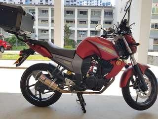 Yamaha Fazer 16 Grounding Kit