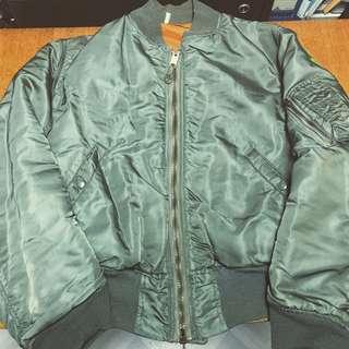 Vintage 原版 66年 MA-1, 美軍軍褸 flight jacket