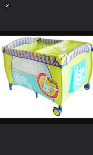 lucky baby polee-plus playpen