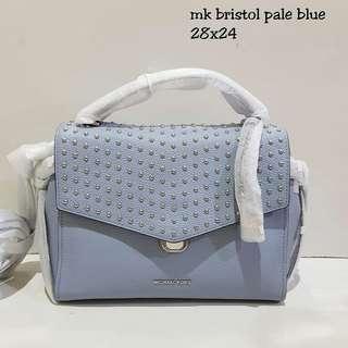 mk bristol Pale Blue sz 26×20