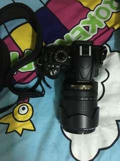 🚚 Nikon D3100 18-140mm