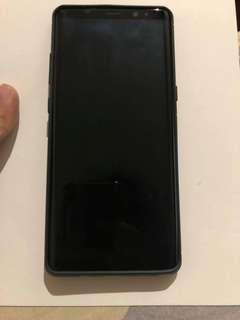 Galaxy Note 8 Deep sea blue 128gb