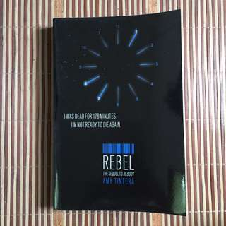 Rebel BY Amy Tintera